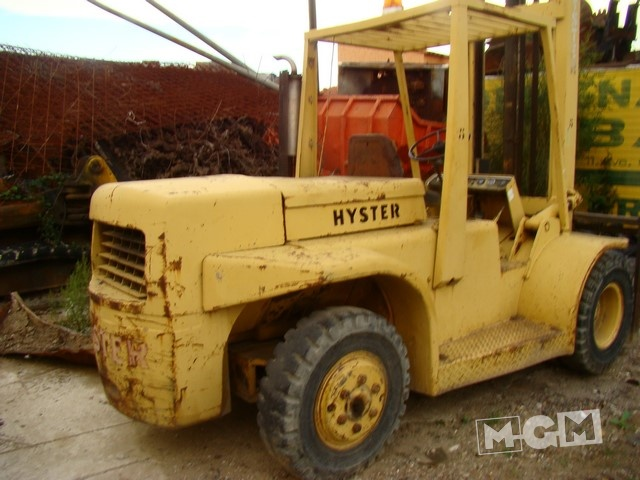 CHARIOT ELEVATEUR  HYSTER MGM GIRAUDET