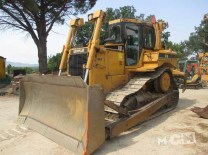BULLDOZER CATERPILLAR D6M XL