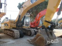 pelle caterpillar 330DL
